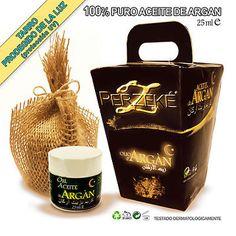 Imagen del artículo en ARGAN Aceite orgánico Puro 100% Certificado PERZEKE' - 25ml