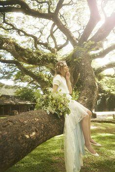 THE TREAT DRESSING www.treatdressing... TREAT MAGAZINE 2016 DRESS/HOUGHTON BRIDE