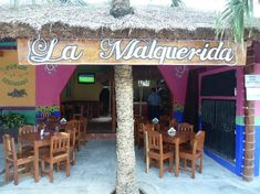 la malquerida: tulum, mexico. (ranked #5 in tulum on tripadvisor) cantina style food and drinks. open from breakfast time to late night.