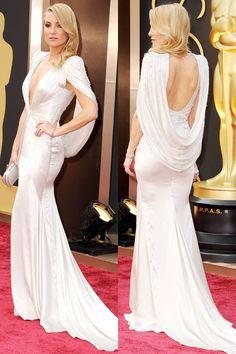 Lupita Nyong'o, Amy Adams, Lady Gaga Oscars Fashion 2014 - Oscars 2014 Best Dressed Celebrities - Harper's BAZAAR
