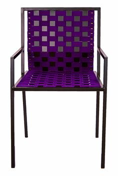 New Weave Dining Arm Chair by David Gaynor Design