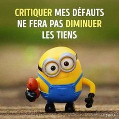 Critiquer Emoticons Text, Funny Emoticons, Minion Humour, Funny Minion, Minions, Tweet Quotes, Funny Quotes, Simply Life, Quote Citation