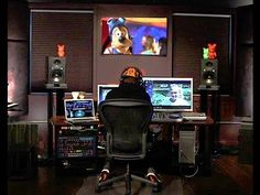 Makes me want to go back and visit WDW! :)    As he sits in his production company's headquarters on a chilly Massachusetts day, DJ Steve Porter's thoughts are about 1,200 miles south, at the Walt Disney World Resort. Surrounded by computers, musical instruments, monitors and all sorts of editing equipment, he's putting the finishing touches on his latest remix video, a mashup of magical pr...