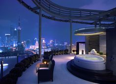 hyatt shanghai 101 Most Luxurious Hotels & Retreats in the World