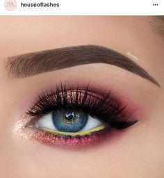 House of Lashes® Beautiful Eye Makeup, Gorgeous Eyes, Love Makeup, Simple Makeup, Makeup Inspo, Makeup Inspiration, Style Inspiration, Makeup Goals, Makeup Tips