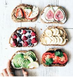 How do you have your toast in the morning?