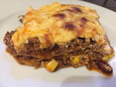 Mexikanische Lasagne - Thermosternchen kochen und backen mit Pampered Chef® Pampered Chef, Lasagna, Ethnic Recipes, Food, Lovers, Mexican Lasagna, Thermomix, Noodles, Easy Meals