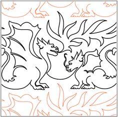 Dragons! - © 2012  Patricia E. Ritter