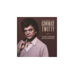 Conway twitty - Best of conway twitty:Comp warner/Ele (CD)