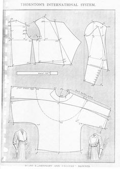Making The Corselet Skirt: A Modern Take On Period Instructions – Sewing Edwardian plain, harem and corslet skirts.-Original- Pre 1929 Historical Pattern Collection — Ladies' new skirt and costume skirt! Costume Patterns, Doll Patterns, Clothing Patterns, Skirt Patterns, Blouse Patterns, Belle Epoque, Diy Couture Foulard, Viktorianischer Steampunk, Retro
