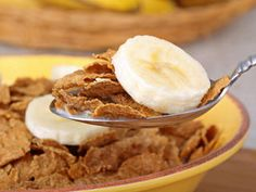 Whole Grain Cereal and a Banana recipe