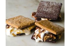 LA Burdick Gourmet S'mores Kit make an awesome hostess gift, Father's Day gift, or just a little something for yourself!