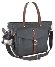 Dog Carrier Tote Bag by MICRO POOCH™ - Dog Purse d4ecd4606e2f2