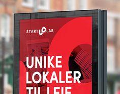Start Up Lab - Logo and identity