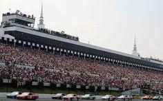 Pocono Raceway - HOME TRACK