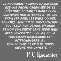 pervers narcissique, P.C Racamier (3)