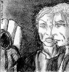 """Roman """"Le Sang des Wolf"""" - Chapitre 32 On se pose de plus en plus de question sur les origines de l'ami Lukas..."""