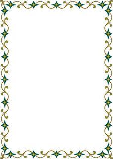 افضل إطارات للكتابة عليها في برنامج الوورد اطارات بحوت واجازاة شروحات نت Frame Border Design Page Borders Design Borders For Paper