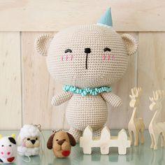 Amigurumi Pattern Handmade PDF Digital file Doll Crochet
