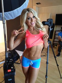 Number 1 fitness inspiration - Dianna Dahlgren