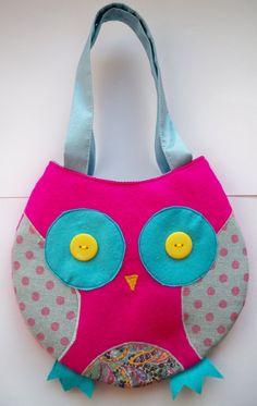 Owl Childrens bag