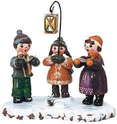Winter Children Winter group - 10cm / 4inch