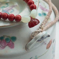 Lotus bracelet for women, Wrist mala beads, Red meditation jewelry Red coral bracelet Mindfulness jewelry meditation beads Spiritual jewelry Fabric Gift Bags, Coral Bracelet, Spiritual Jewelry, Red Agate, Natural Shapes, Bracelets For Men, Book Design, Lotus, Beads