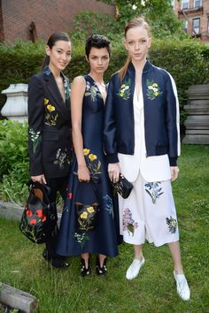 Stella McCartney's Resort Collection Party Was a Summery Sweet Dream: Stella McCartney skipped the runway for the launch of her Resort 2016 collection, and instead she threw a seriously chic fiesta.