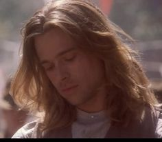 "Brad Pitt as Tristan Ludlow in ""Legends of the Fall Brad Pitt, Most Beautiful Man, Gorgeous Men, Beautiful People, Hello Gorgeous, Pretty People, Brad And Angelina, Don Juan, Lucky Girl"