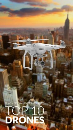 Take journalism and drone racing to a new level. Check out the internet's top 10 drones www.comparaboo.com | @comparaboo