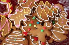 Biscoitos de Gengibre (Receitas Simples)
