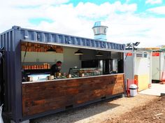 ModCC Create shipping container conversions with a difference. Contact Modern Container Conversions today to see how they can help. Container Coffee Shop, Container Shop, Cargo Container, Container Design, Shipping Container Restaurant, 20ft Shipping Container, Shipping Container Conversions, Building A Container Home, Container Buildings