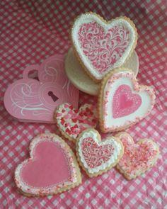 Valentine's Day Cookies 2015