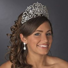 Fabulous Quinceanera tiara! Visit specialoccasionsforless.com for all your quince accessories!