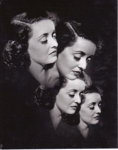 Bette Davis 1940 George Hurrell