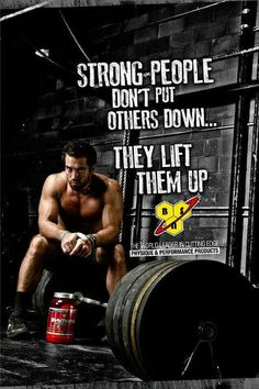 support and lift each other #wod #crossfit #lifelessons