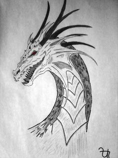 Dragon by Ionuț Scurtu (Shortie)