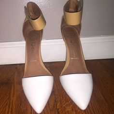 Jeffery Campbell Solitaire Shoe Size 9, Never Worn Jeffrey Campbell Shoes Heels