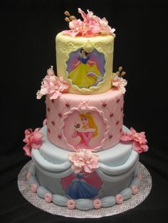 a princess for you, got to make this for my little princess :)