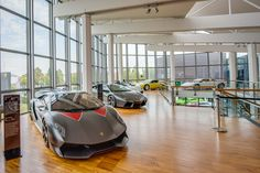 Yes, You Should Make A Pilgrimage To The Lamborghini Museum - Petrolicious