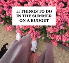 Summer is finally here, and so is the opportunity to do all of those things that cannot be done during the winter. Because, lets face it, most of us student are pretty broke like 95% of the time, I have here collected 11 things to …