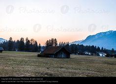 Foto 'Grainau bei Sonnenuntergang' von 'aidasonne'