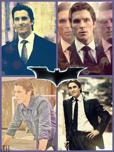 Christian Bale, Bruce Wayne, The Dark Knight