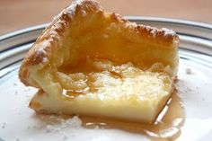 if you have never had a german pancake try this!!! I also love them with an apple compote.  YUM YUM