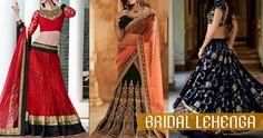 Amazing Offers on Bridal Lehengas @ eSTOOR.com