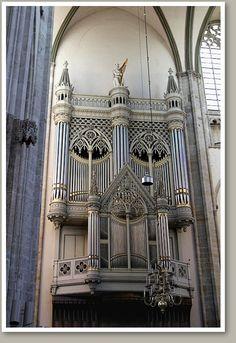 Domkerk Utrecht  Jonathan Bätz, 1831