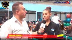 Andrea Ramírez, Selección Colombia de Taekwondo rumbo al mundial Muju 2017, Corea del Sur