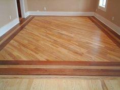 wood floor borders | Hardwood Flooring, Floor Installation, Floor Covering. Gainesville, FL