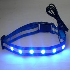 rechargeable led collar for dog Led Dog Collar, Cat Ears, In Ear Headphones, Dogs, Over Ear Headphones, Pet Dogs, Catgirl, Doggies