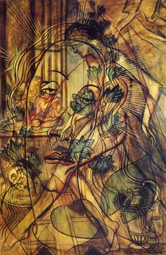 Salome - Francis Picabia, 1930  Art Experience NYC  www.artexperiencenyc.com
